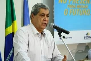 Governador destaca que gestores devem investir na juventude para criar oportunidades (Foto: Marcos Ermínio)