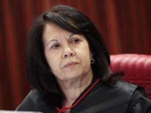 Laurita Vaz acatou habeas corpus de Calves, mas manteve filho de Puccinelli preso. (Foto: Agência Brasil/Arquivo)