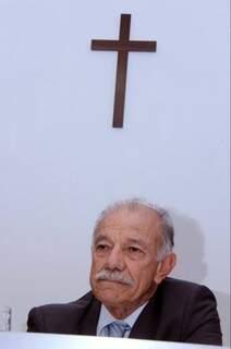 O advogado de Bernal, Jesus Sobrinho, estava presente como advogado de defesa (Foto: Izaías Medeiros)