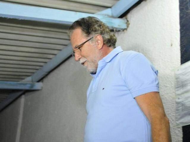 Giroto foi preso duas vezes durante operações diferentes da Lama Asfáltica. (Foto: Alcides Neto/Arquivo)