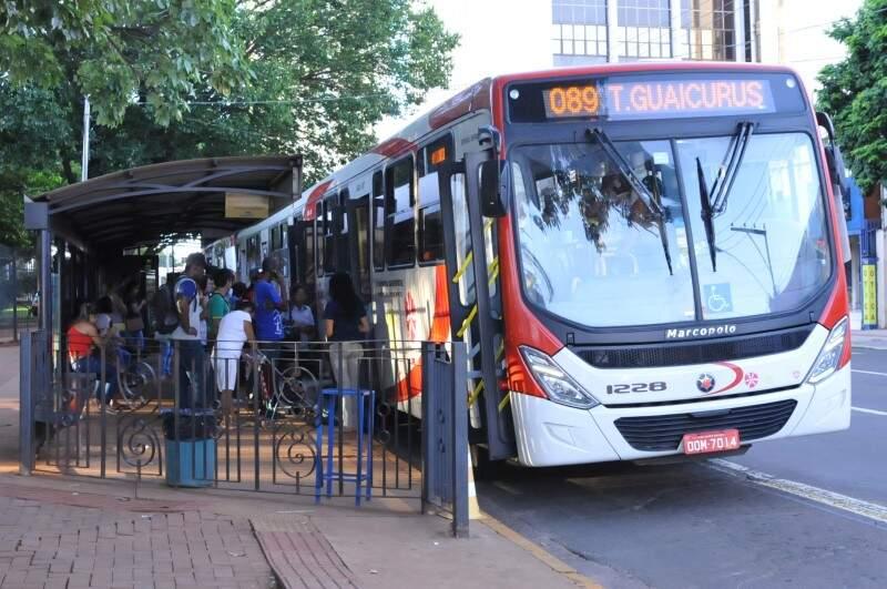 Com a redução do ICMS do diesel, vereador quer que as empresas de ônibus baixem a tarifa em pelo menos R$ 0,15 (Foto: Arquivo)