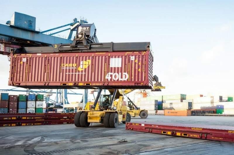 """Maior queda nas vendas foi registrada no grupo """"Extrativo Mineral"""", que recuou 62% em relação ao 1º semestre de 2014. (Foto: Divulgação/ Fiems)"""
