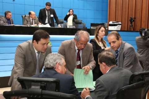 Deputados aprovam a criação da Controladoria-Geral do Estado