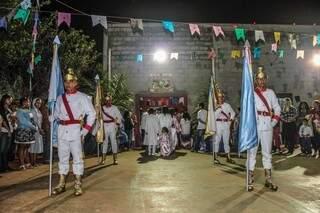 A festa dura dois dias de fé e diversão. (Foto: Fernando Antunes)