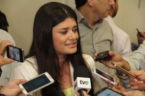 Governadora em exercício vai a Aquidauana verificar situação do município