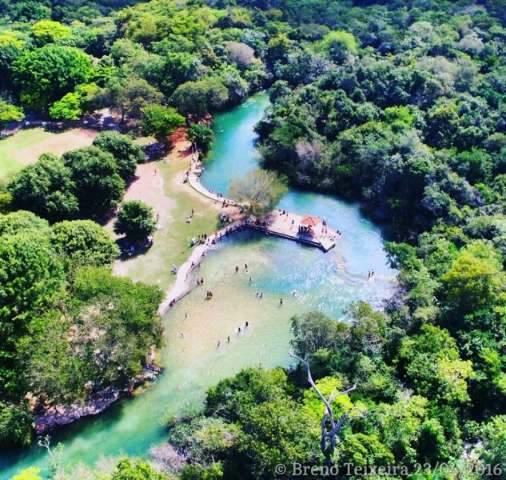 Reflexo das Olimpíadas, paraíso ecológico recebeu 16 mil turistas em agosto