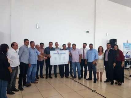 Cassems inaugura o 1º serviço de quimioterapia da região de Nova Andradina