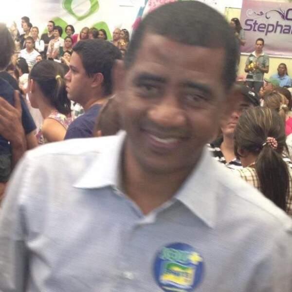 """""""Saci"""" obteve 2.758 votos na eleição passada para vereador na Capital (Foto: Facebook)"""