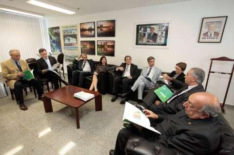 Governo quer bancada unida para sensibilizar Petrobras sobre gás natural