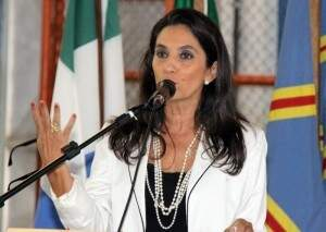 Presidente do PMDB, Carla fala em fortalecer posição no partido na Câmara (Foto:arquivo)