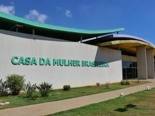 Funcionário da Casa da Mulher Brasileira acionaram o socorro para mulher com hematomas (Foto: Arquivo/Henrique Kawaminami)