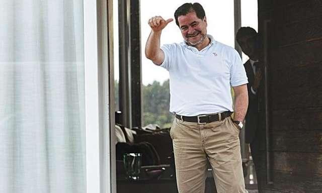 Em MS, Duarte se reuniu com senador que buscou refúgio no Brasil