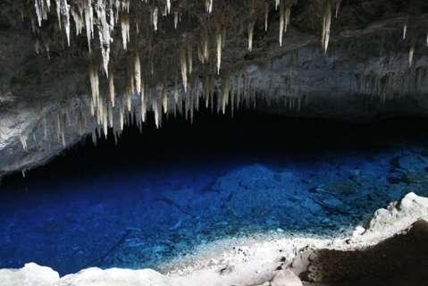 Renovada a autorização para visitação à Gruta do Lago Azul em Bonito