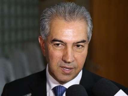 Reforma inclui fusão de secretarias e corte de comissionados, diz Reinaldo