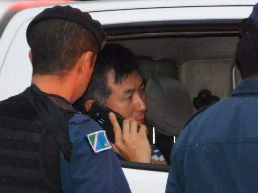 Ricardo Hyun Su Moon voltará às atividades como policial rodoviário federal. (Foto: Simão Nogueira)