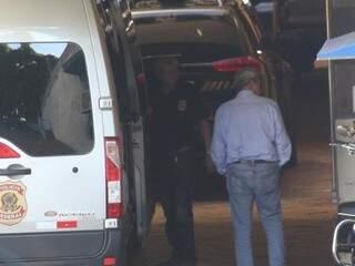 O ex-governador André Puccinelli obteve liminar para deixar a prisão nesta quarta-feira (15) (Foto: Arquivo/Marcos Ermínio)