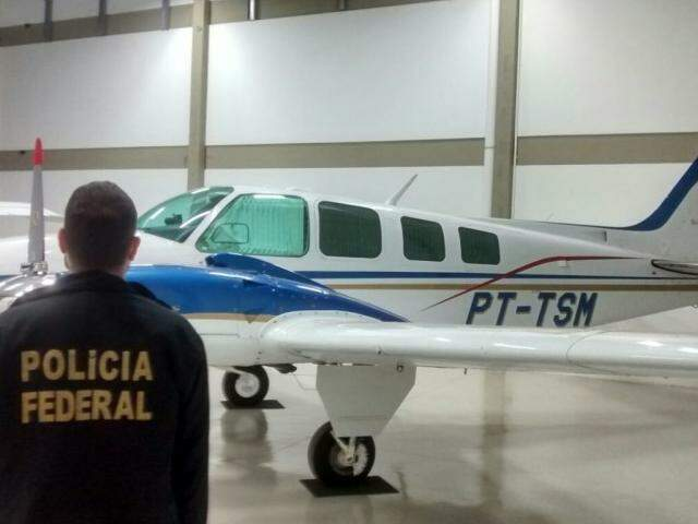 Aviões de Lama foi uma das operações deste ano. (Foto: Divulgação)