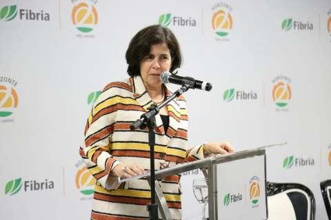 Com 32% de obra pronta, Fibria produzirá mais 200 mil toneladas