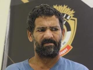 """Luiz Alves Martins Filho, 49 anos, o """"Nando"""", tinha planos de matar mais gente. (Foto: Marcos Ermínio)"""