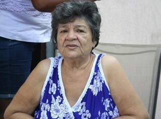 Nelida Gomes é pioneira no turismo de pesca e hoje migrou para o de contemplação (Foto: Marcos Ermínio)