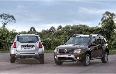 Renault faz recall do Sandero e Duster