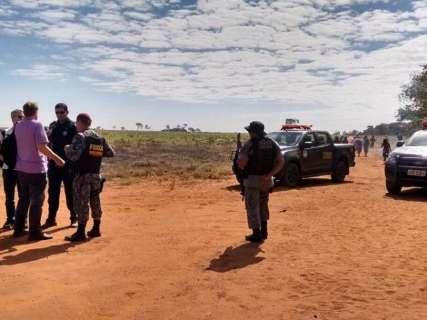 Após tentativa de invadir 18ª propriedade, índios bloqueiam estrada