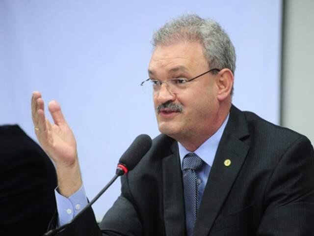 Deputado federal Geraldo Resende é uma das opções do partido. (Foto: Agência Câmara)