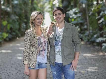 Chuva adiou show de Maria Cecília e Rodolfo em festa julina para este domingo
