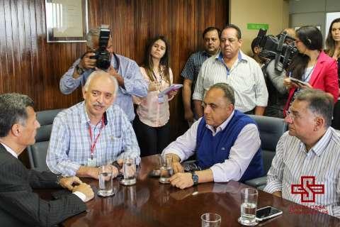 Governo pretende rever prioridades antes de dividir conta da Santa Casa