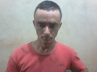 Gilmar foi preso ontem em Dourados (foto: divulgação)