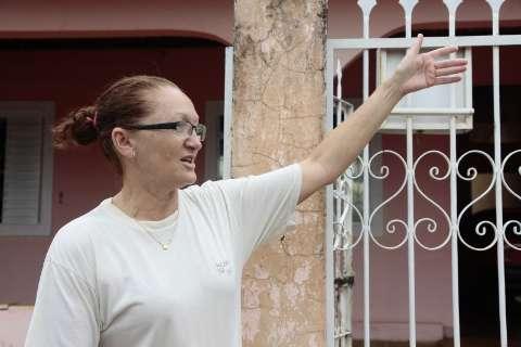 """Revoltado com a """"época"""" das chuvas, morador não paga IPTU há seis anos"""
