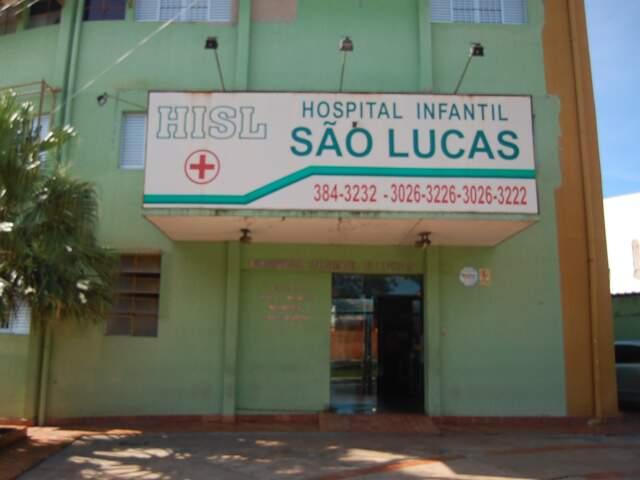 Cirurgia foi feita no Hospital São Lucas (Foto: Marlon Ganassin)