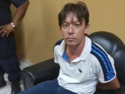 Ex-marido de médica assassinada em posto de saúde é preso na fronteira