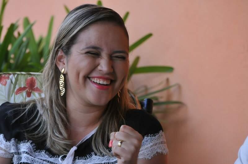 que trocam sorrisos e anseios. (Foto: Alcides Neto)