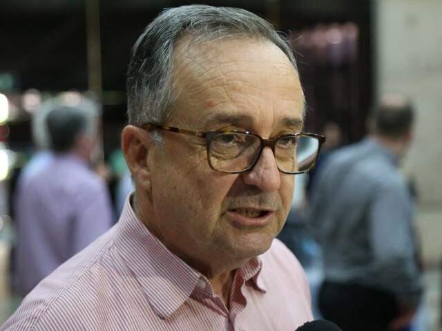 Secretário Fernando Lamas destaca que programa visa melhor qualidade da carne de MS (Foto: Arquivo/CG News)