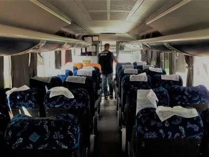 Agência determina que empresas reparem ônibus após denúncias de passageiros