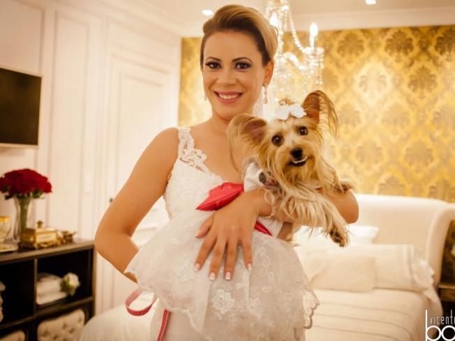 Laila é companheira de Vanessa há 7 anos. (Foto: Vicente Barros