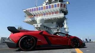 Lamborghini lança o superesportivo Veneno Roadster que custa R$ 10,6 milhões