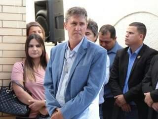 Rudi Fiorese assumirá a secretaria de Obras. (Foto: Fernando Antunes)