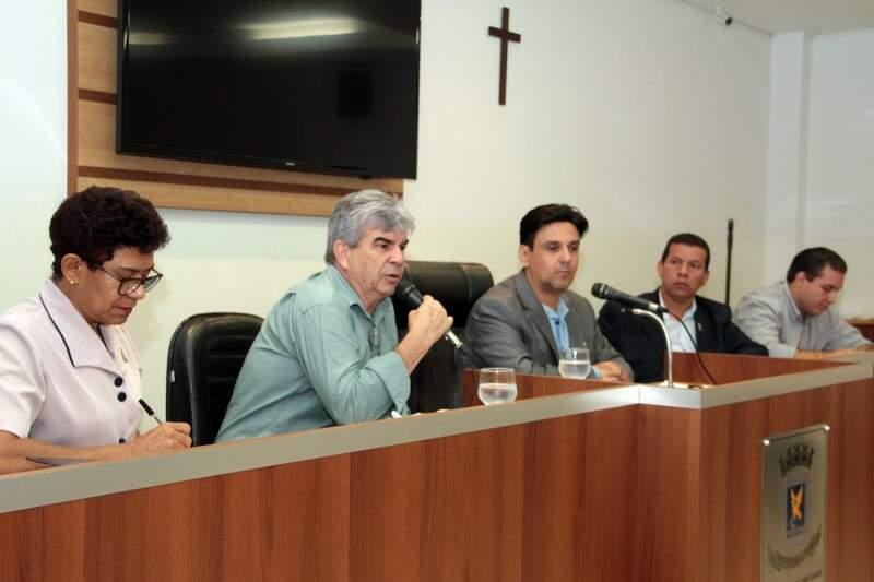 Ao Campo Grande News, vereadora Cida Amaral (PTN) garantiu que IMPCG será intimado até segunda-feira (9). (Foto: Divulgação Câmara)