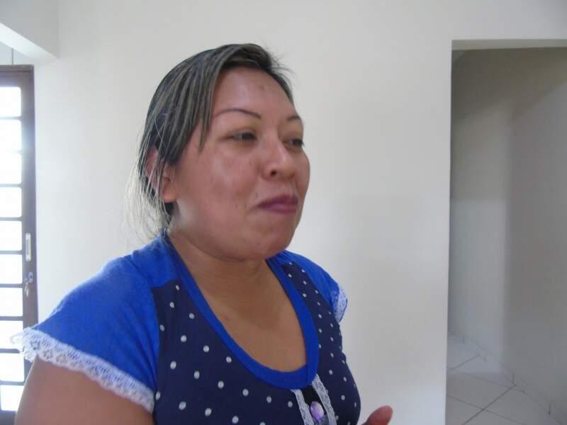 Rejane afirma que se sente realizada profissionalmente. (Foto: Renan Nucci)