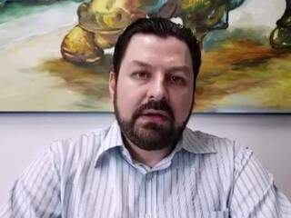 Cícero Saad Cruz, investigado por pirâmide financeira (Foto: Reprodução/Internet)