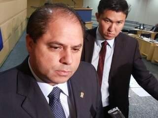 """Presidente da Câmara acredita que ao Bernal recorrer a Justiça """"não quer falar dos fatos"""" (Foto: Kleber Clajus)"""
