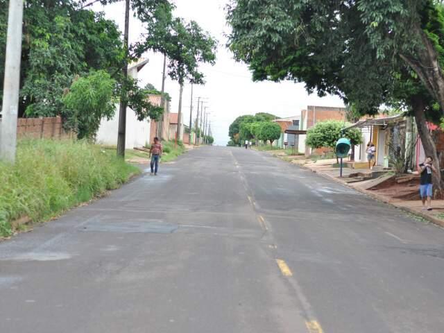 Rua Barão de Itapetininga... (Fotos: Marlon Ganassin)