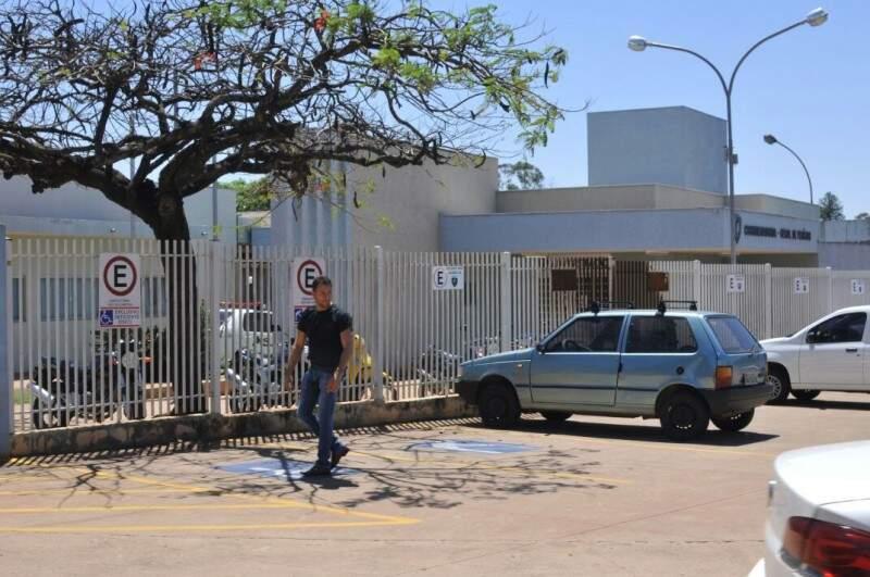 Segundo a polícia, local não possui câmeras de segurança em seus acessos (Foto: Alcides Neto)