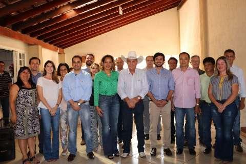 Entre ex-comandante da PM e historiador, Guerreiro anuncia seu secretariado