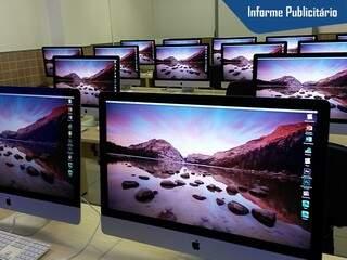 Laboratório Apple (Foto: Divulgação)