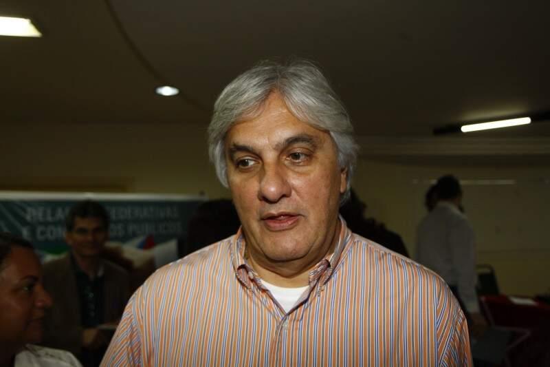 Uma das propostas do senador é renovar os cerca de 40 cargos federais no Estado (Foto: Cleber Gellio/Arquivo Campo Grande News)