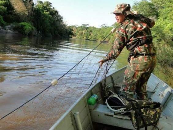 Pesca de dourado pode ser proibida no Estado (Foto: Divulgação - PMA)