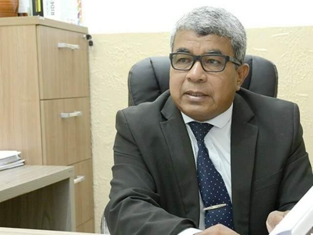 Advogado que representa presos da operação Xadrez (Foto: Albertoni/Diário Corumbaense)